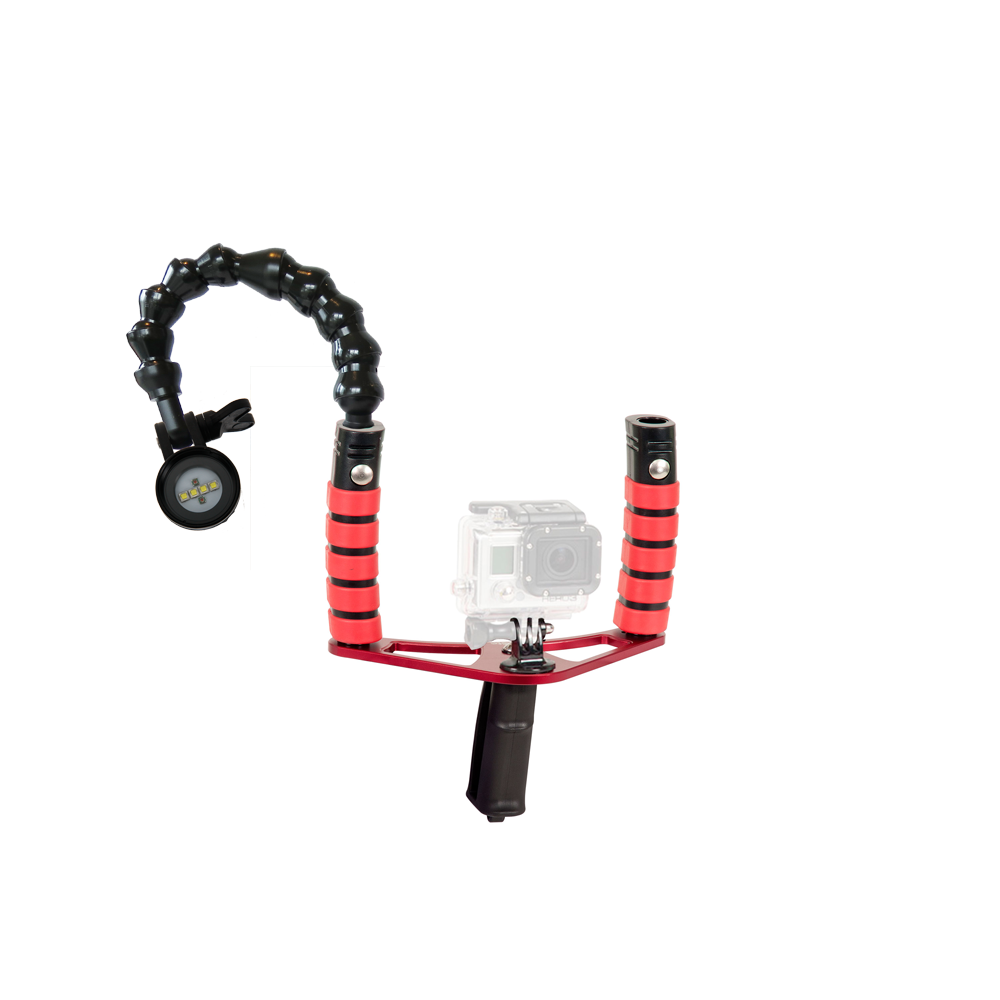 Action Camera Lighting Packages - various options