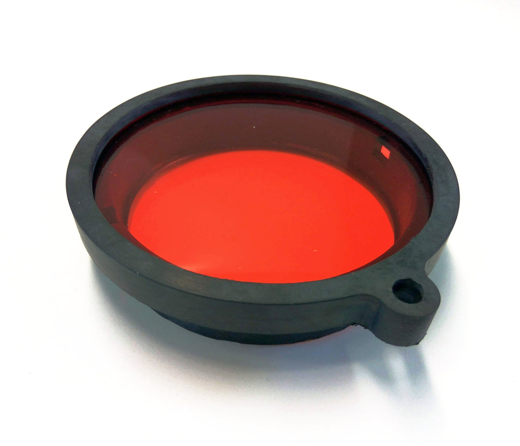 Dyron 3 inch Red Colour Correcting Filter (fits M67 port)