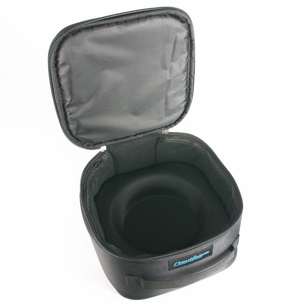 Nauticam Padded Travel Bag for N120 140mm Optical Glass Wide Angle Port - 28125