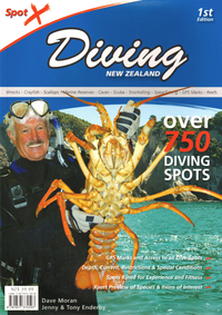 Spot X Diving New Zealand (1st ed)