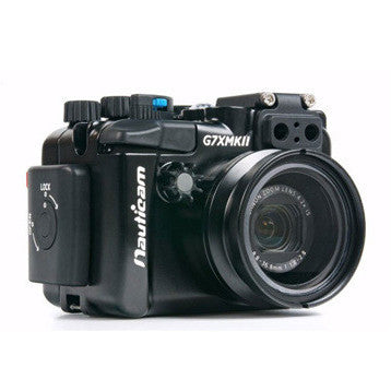 Canon PowerShot G7 X MKII - Nauticam Housing NA-G7XII - 17324 - Sea Tech Ltd