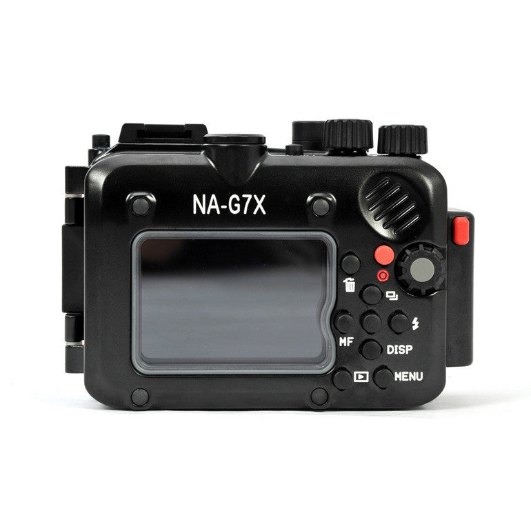 Canon PowerShot G7 X - Nauticam housing NA-G7X - 17318