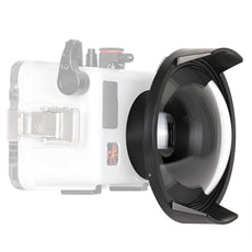Ikelite DC4 6 Inch Dome for Compact Housings - 6404