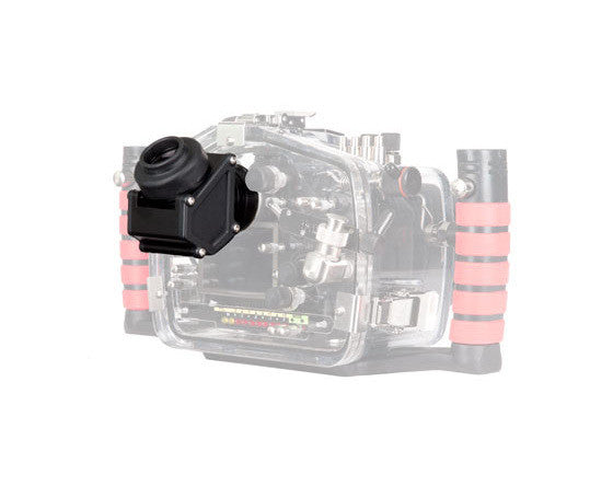 Ikelite 45-degree Magnified Viewfinder for DSLR & Mirrorless Cameras Type 1 & 2 - 6891.1 & 6891.2