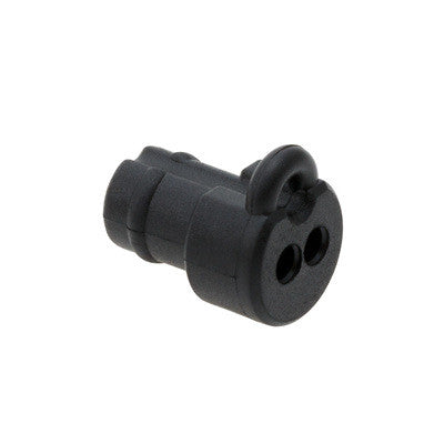 Inon Double Hole Rubber Bush for Fiber Optics
