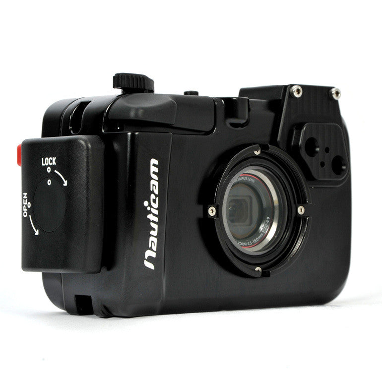 Olympus Tough TG-3 & TG-4 - Nauticam housing NA-TG3 - 17808