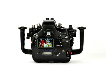 Canon EOS 1DX - Nauticam housing NA-1DX - 17316 - Sea Tech Ltd