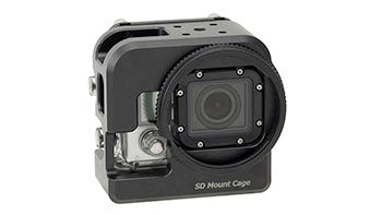 Inon SD Mount Cage for HERO3, 3+, 4 - Sea Tech Ltd