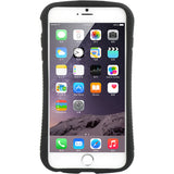 IPhone 6/6s plus hybrid case with stand black