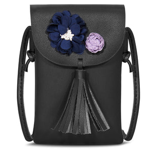 UNIVERSAL FASHIONABLY SOFT LINED CROSSBODY BAG