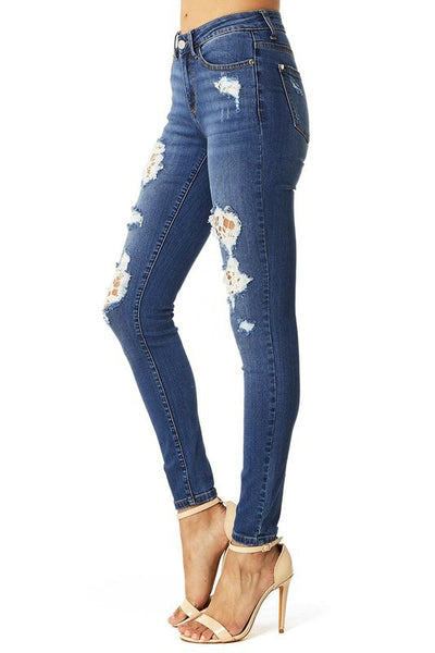 Lace Skinny