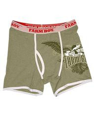 Land of the Free Boxer Brief