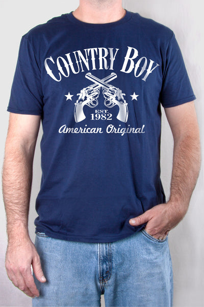 Country Boy American Orginal Tee