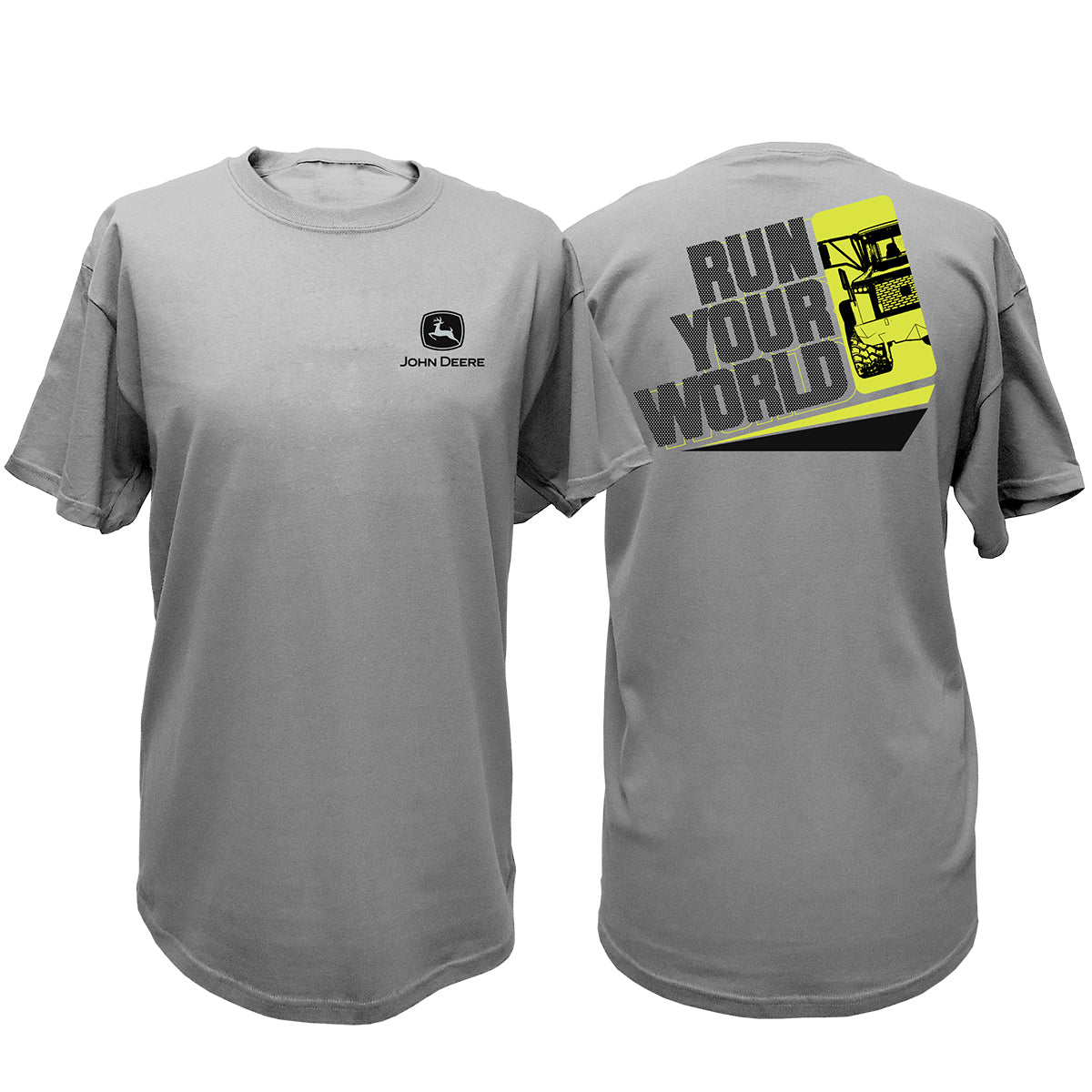Run Your World Tee