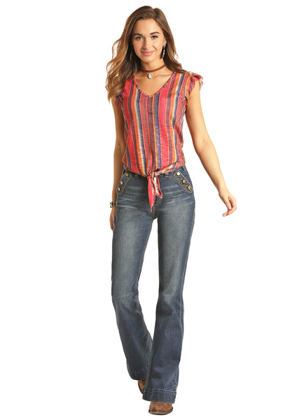 Serape Top