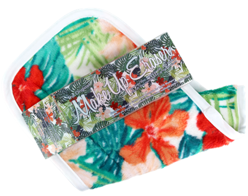 Tropical Print Eraser