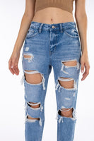 Acid Wash Denim