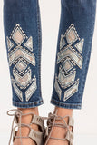 Down To Shine Ankle Skinny