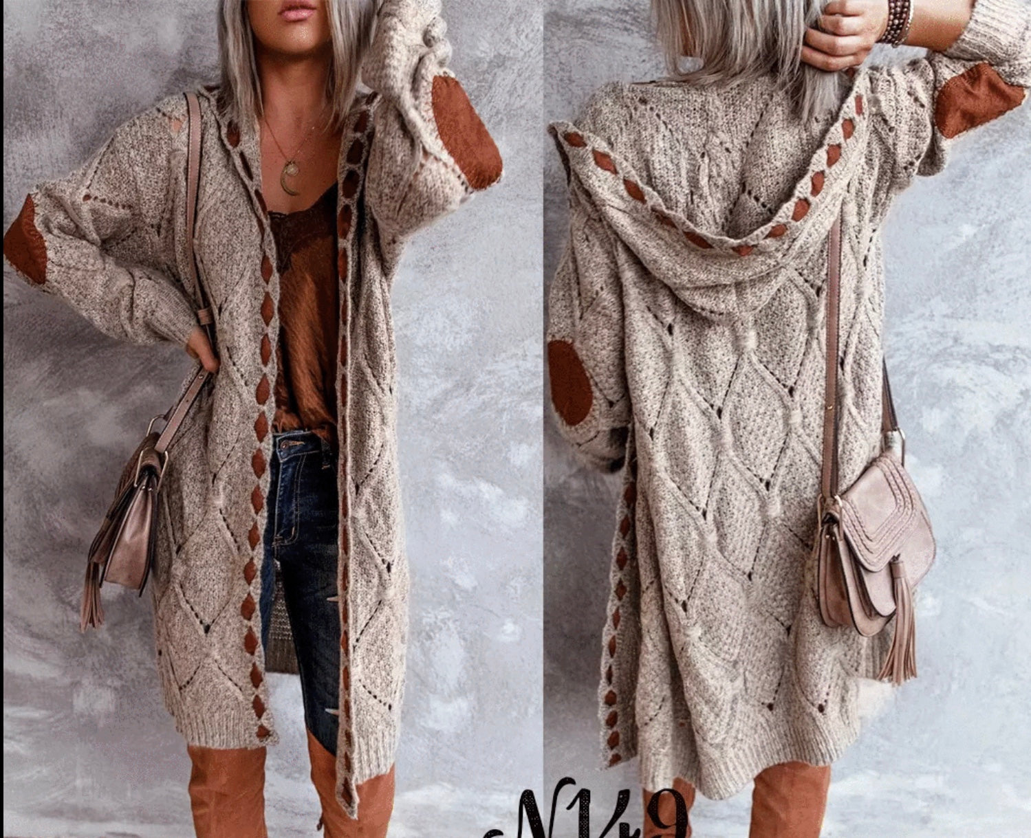 Beauty & Grace Cardi