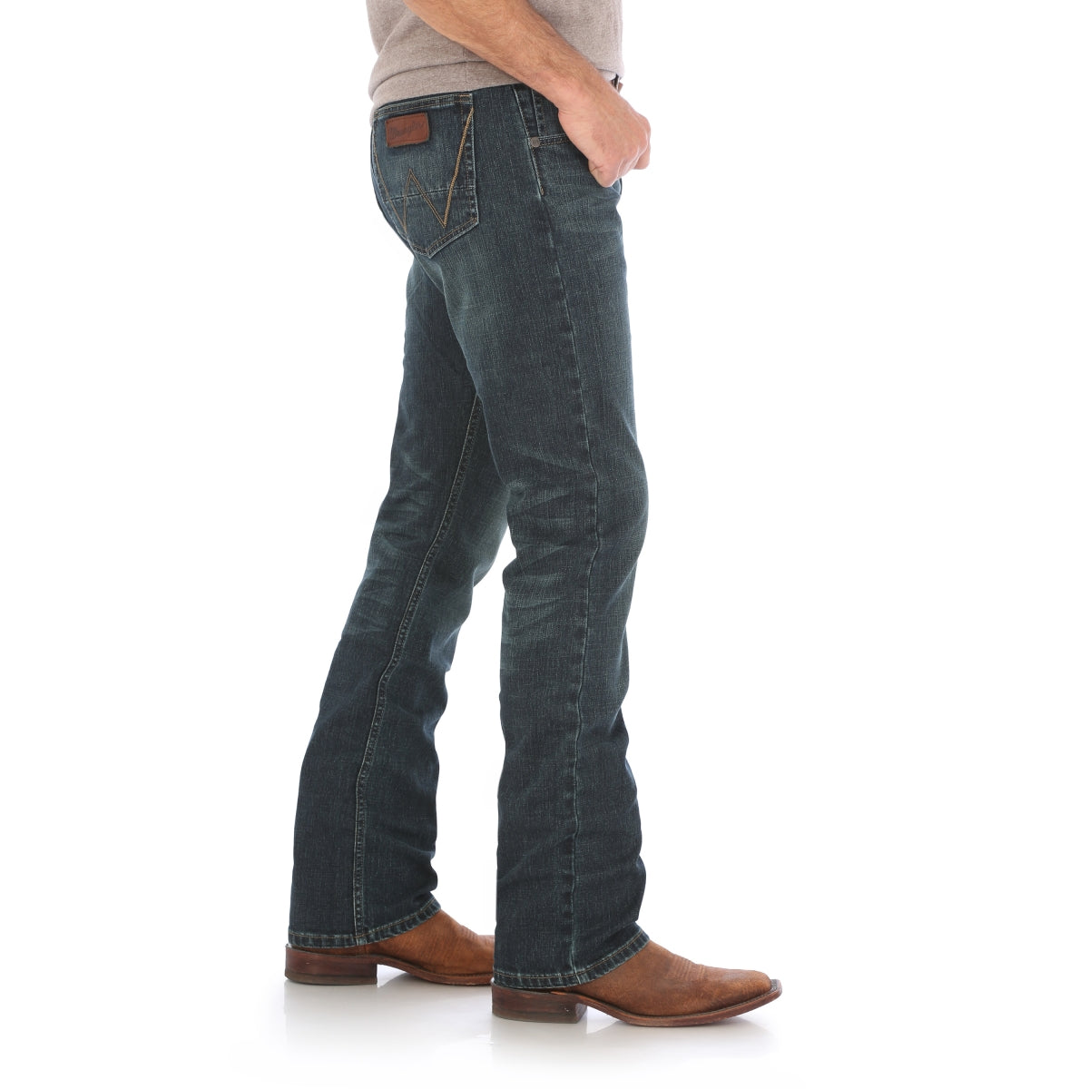 Wrangler Twin Bridges Slim Straight