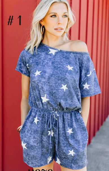 Beaming Romper