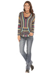 Serape Sweater