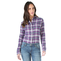 Purple Flannel