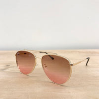 Maxwell Aviator Sunglasses