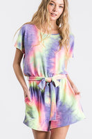 California Dreamin Romper