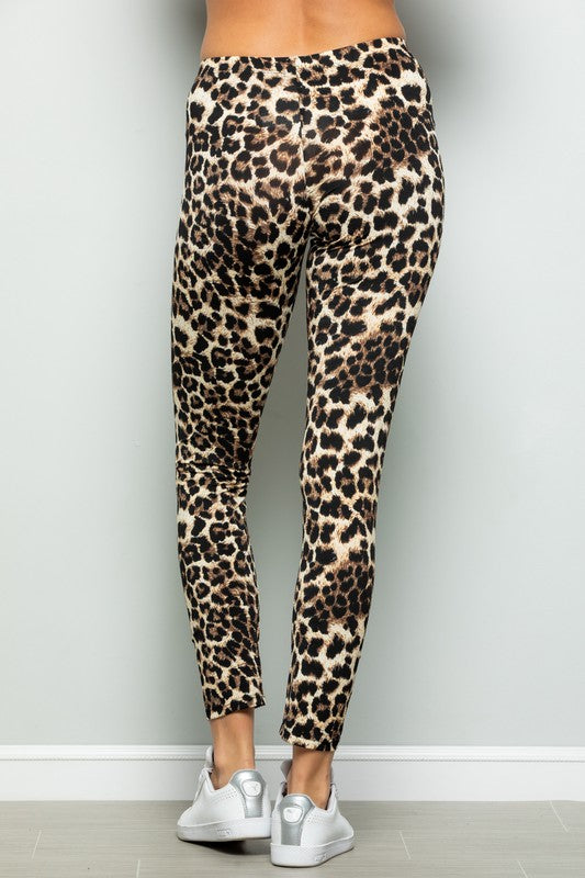 Walk On The Wild Side Leggings