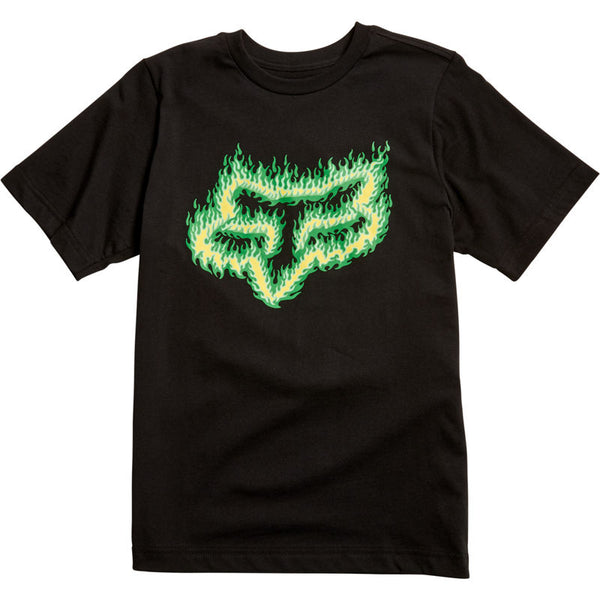 Youth Flame Head Tee
