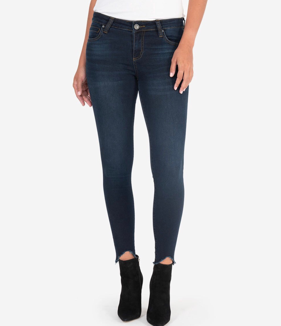 Connie Slim Fit Ankle Skinny