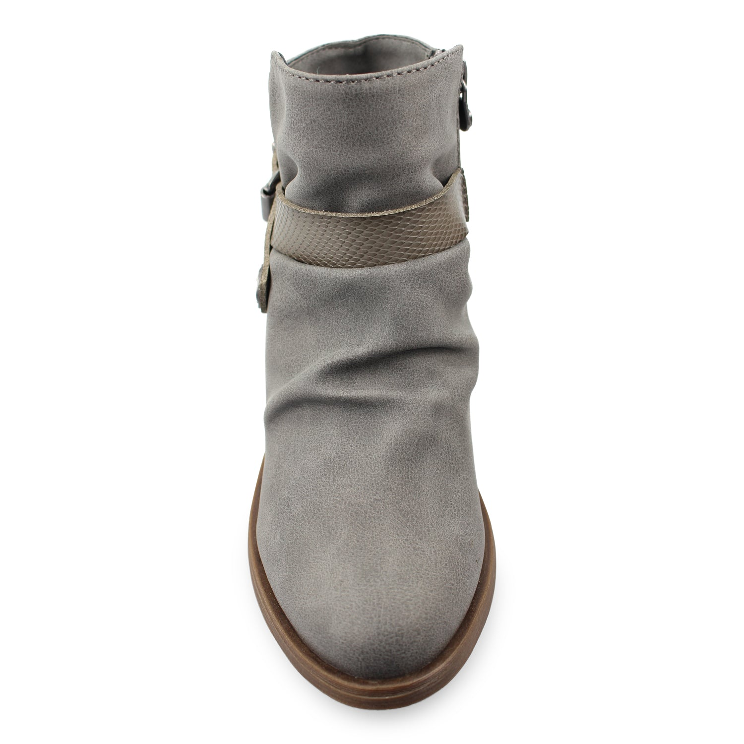 Grey Veto Booties