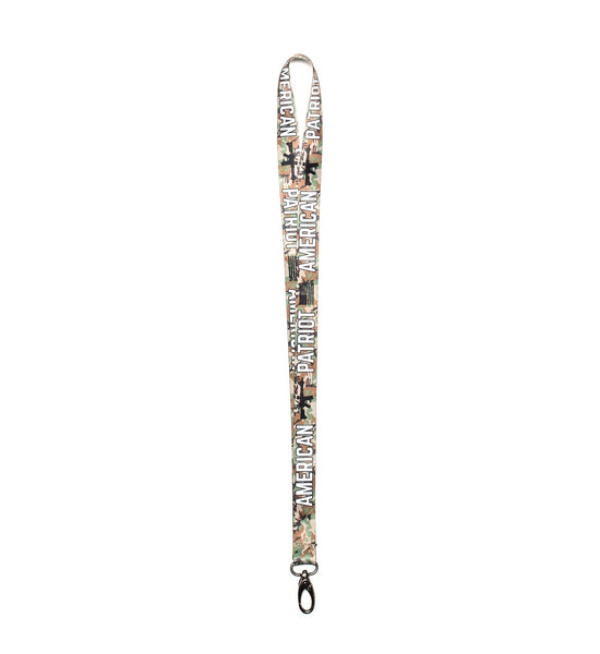 Patriot Lanyard