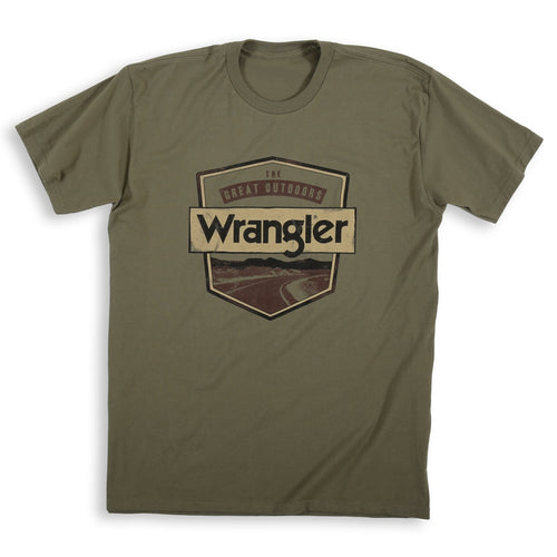 Outdoor Wrangler Tee