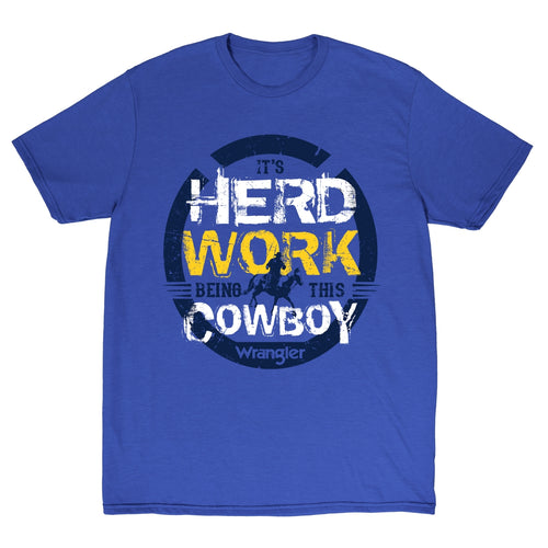 Herd Work Kids Tee