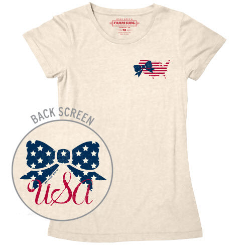 Stars & Stripes FG Tee