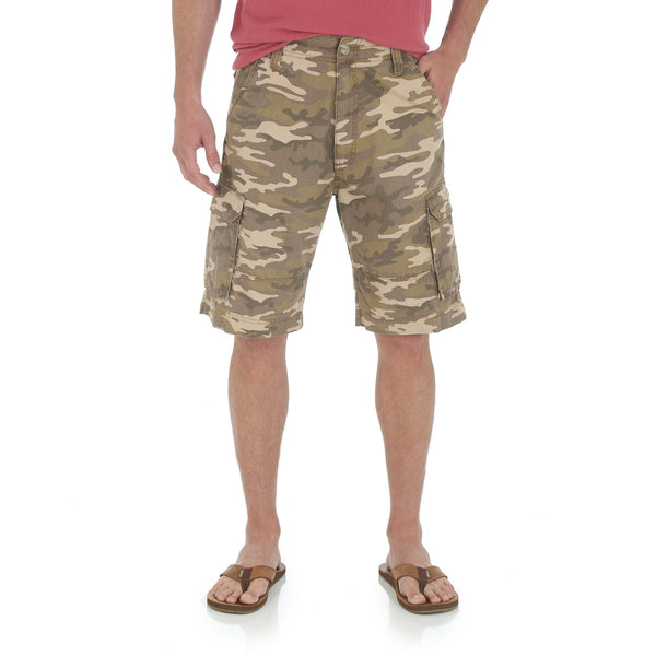 Camo Clearwater Cargo Shorts