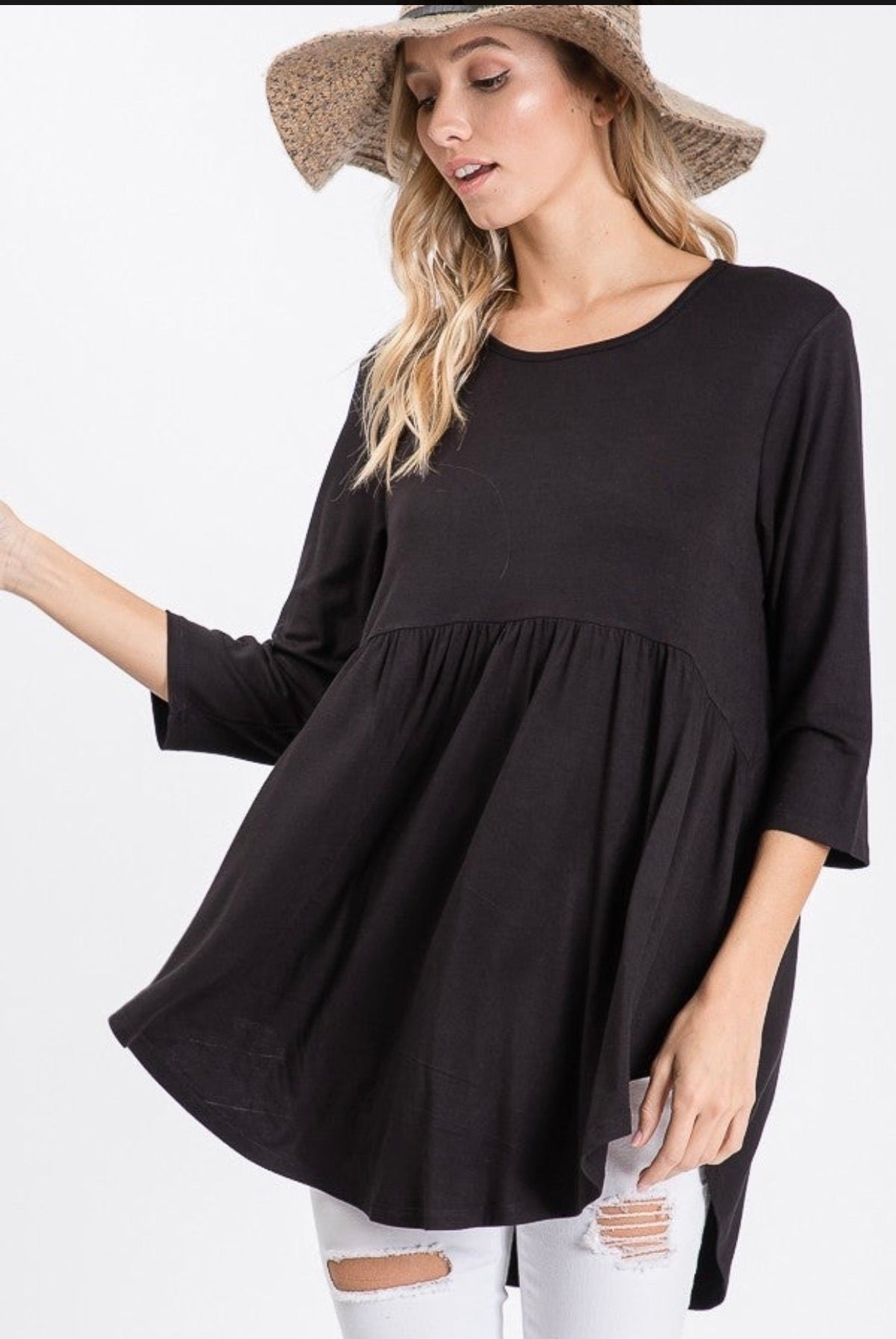 Black Night Top