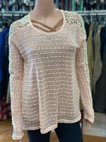 Areve Shimmer Sweater
