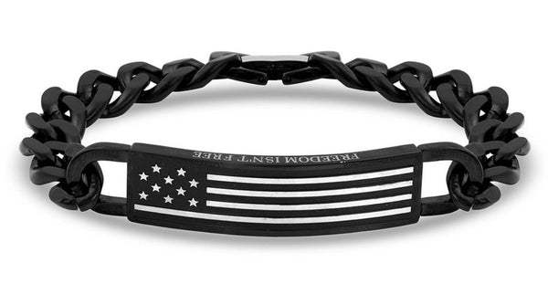 Let Freedom Ring ID Bracelet