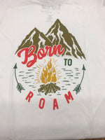 Born to Roam Tee