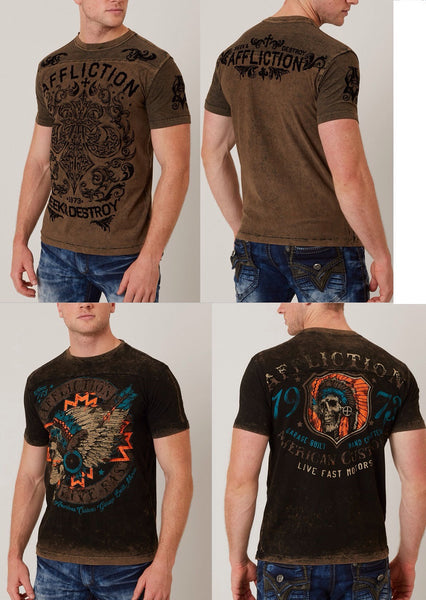 Affliction Signify SS Tee