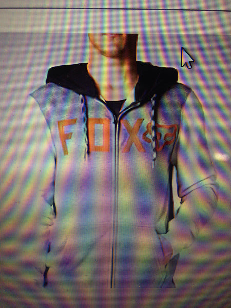 Fox Racing Wingd Zip Fleece