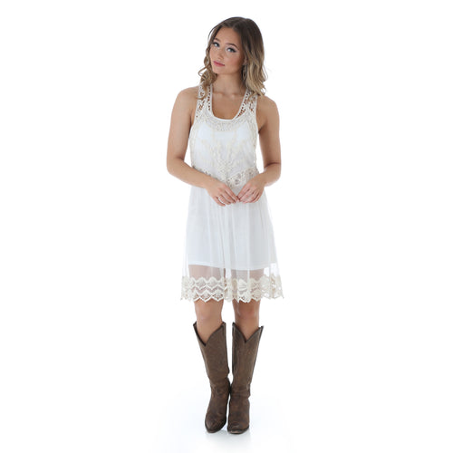 Alexandra Lace Dress