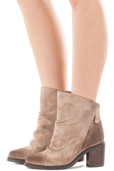 Slouchy Bootie