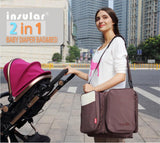 Aenyx 3 in 1 Portable Multi-functional Collapsible Newborn Crib/Bag