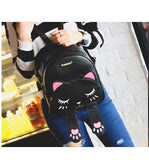 Aenyx Cute Kitten Backpack