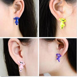 Aenyx Kawaii 3D Cat Earrings