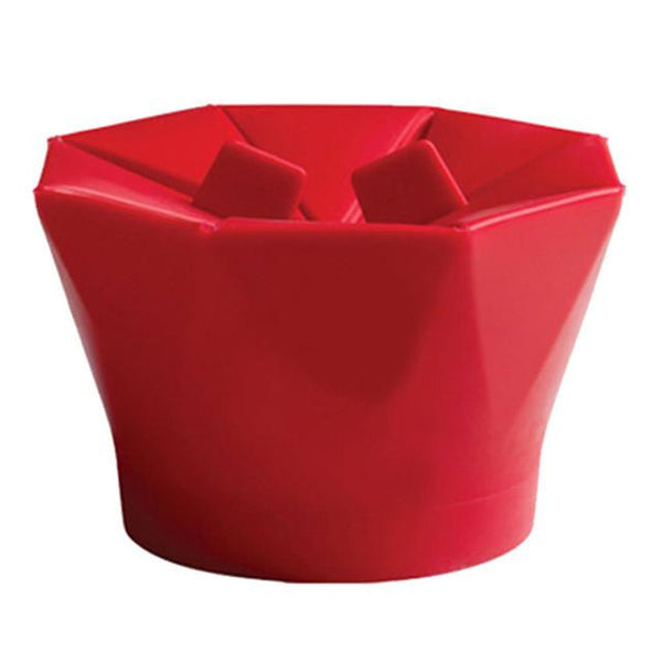Aenyx Red Stop 'n Pop Popcorn Maker